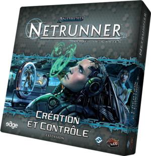 Android: Netrunner - Création et contrôle