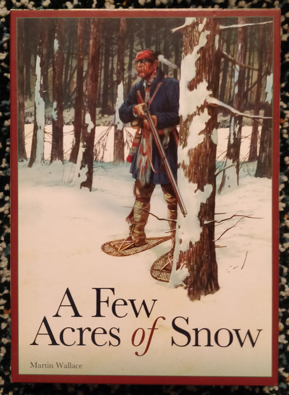 A few Acres Off Snow