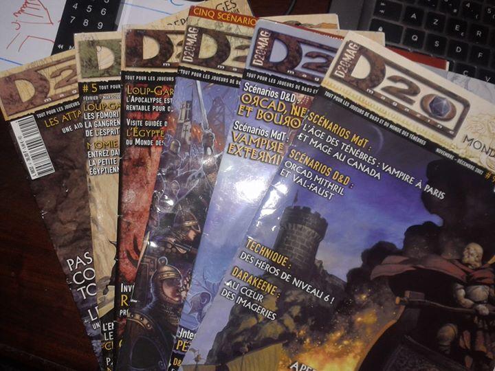 D20 magazine