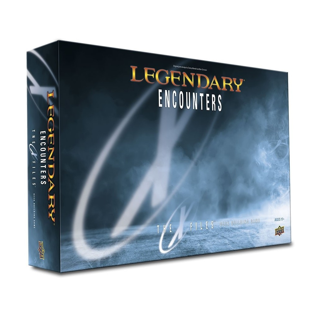Legendary Encounters : The X-Files Deck Building Game