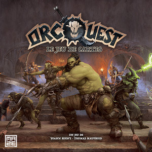 Orcquest: The Card Game