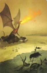 Dixit : Carte Dragon