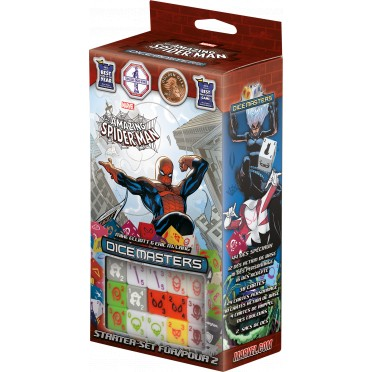 Dice masters VF - Amazing Spiderman : Starter