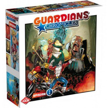 Guardians' Chronicles -  La Menace du Professeur Skarov