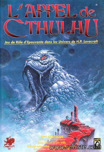 L'appel de Cthulhu - 5ème édition