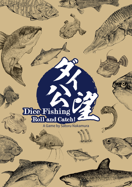 Dice fishing Roll and Catch!