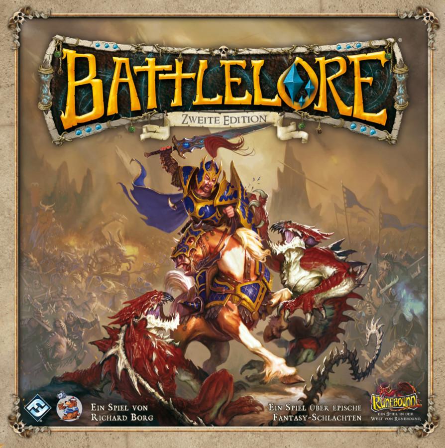 Battlelore (2nde edition) + toutes les extensions