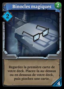 Clank ! - Binocles Magiques / Magic Spectacles