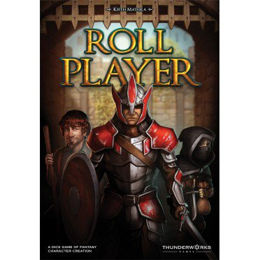 Roll player + Monsters & Minions expansion