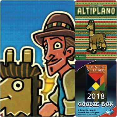 Altiplano - Alpaca Rider