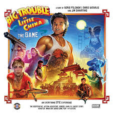 Big trouble in Little China - The game