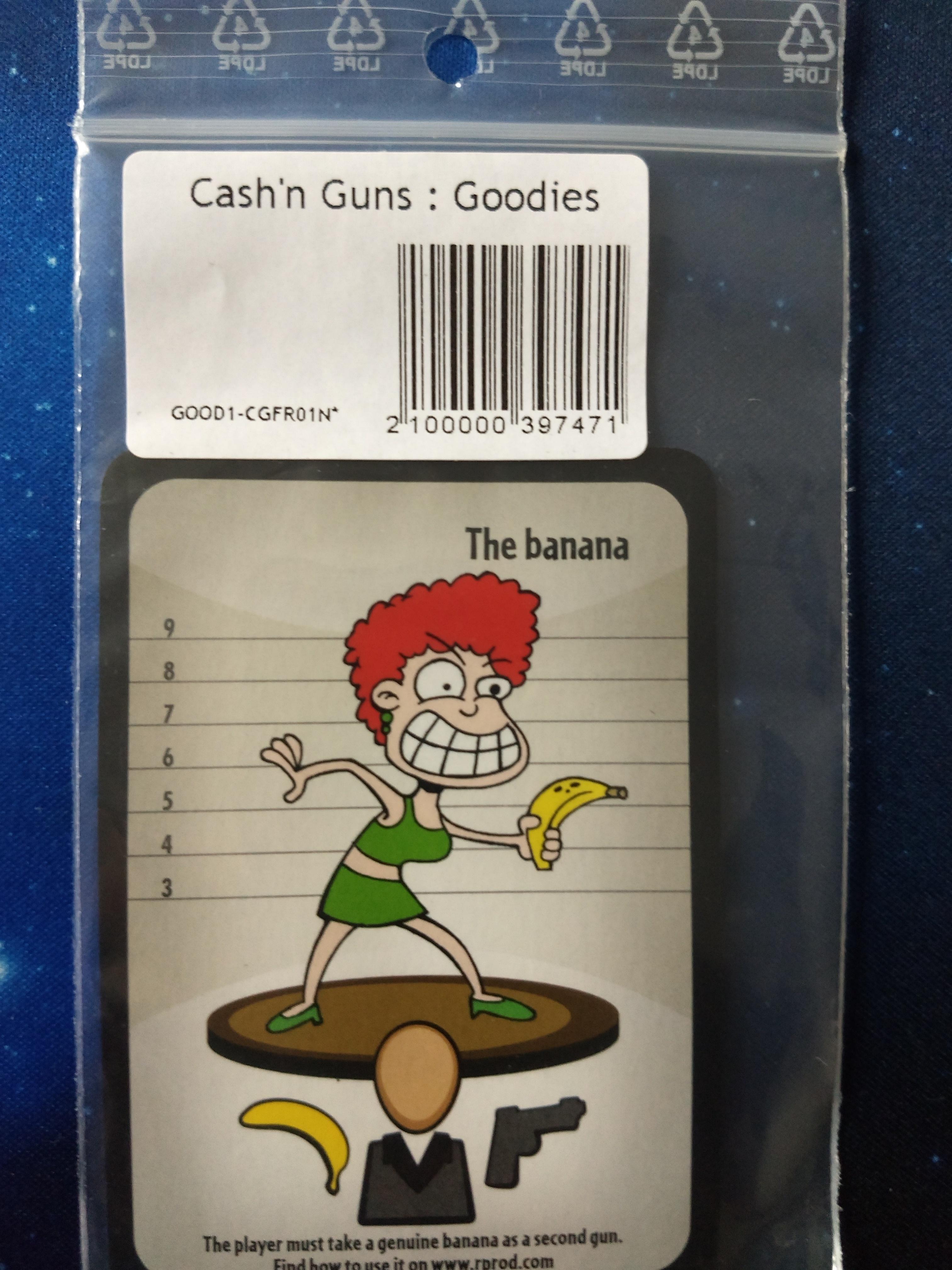 Cash'n Guns Goodie