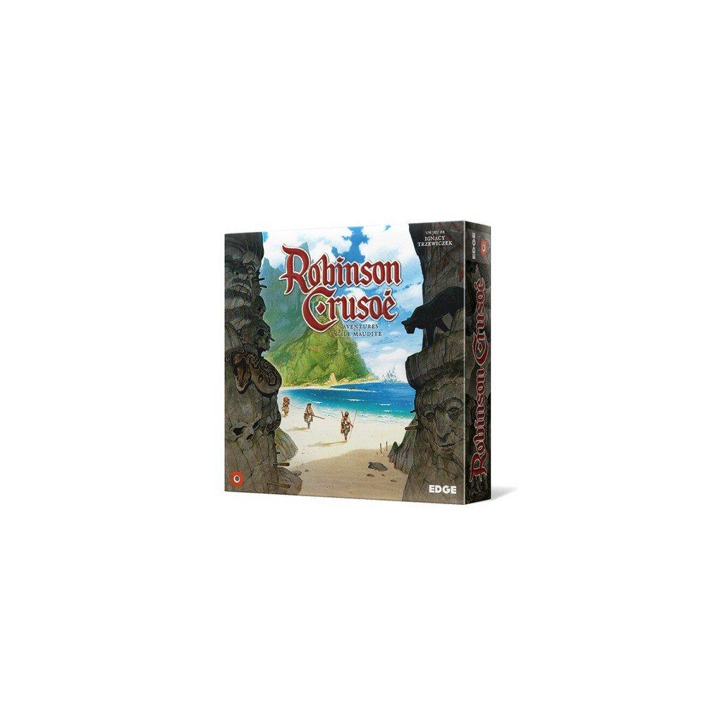 Robinson Crusoe : Aventures sur l'Ile Maudite