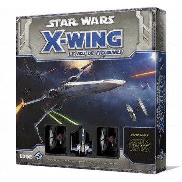 X-Wing 1.0 - le jeu de figurines - le réveil de la force