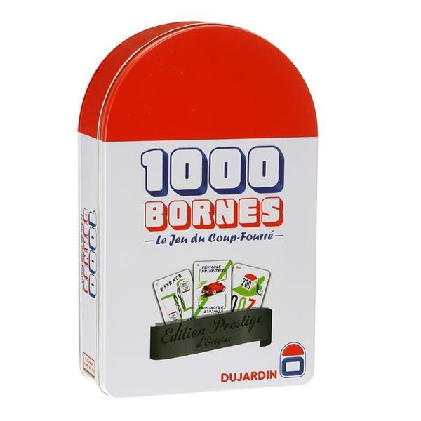 1000 Bornes boite metal (Ed Prestige)