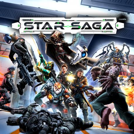 Star Saga Kit de francisation