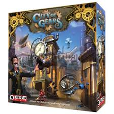 City of gears - deluxe edition