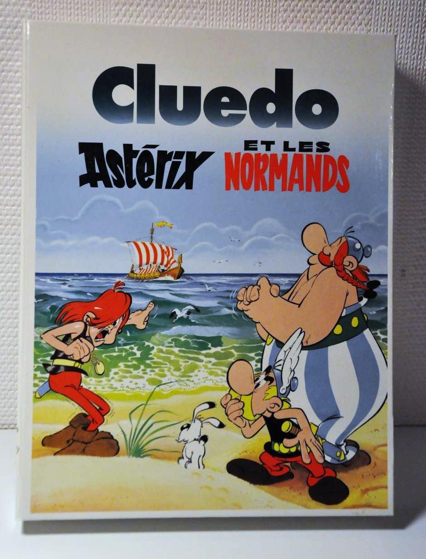 Cluedo, Asterix et les normands
