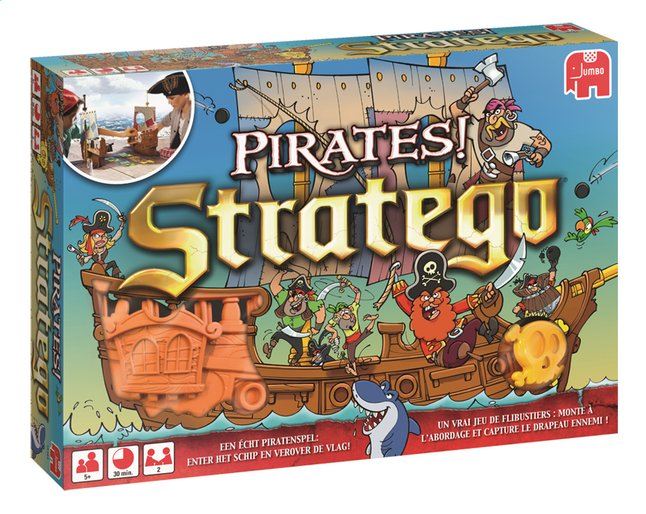 Stratego pirate