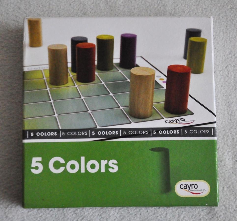 5 Colors - cayro