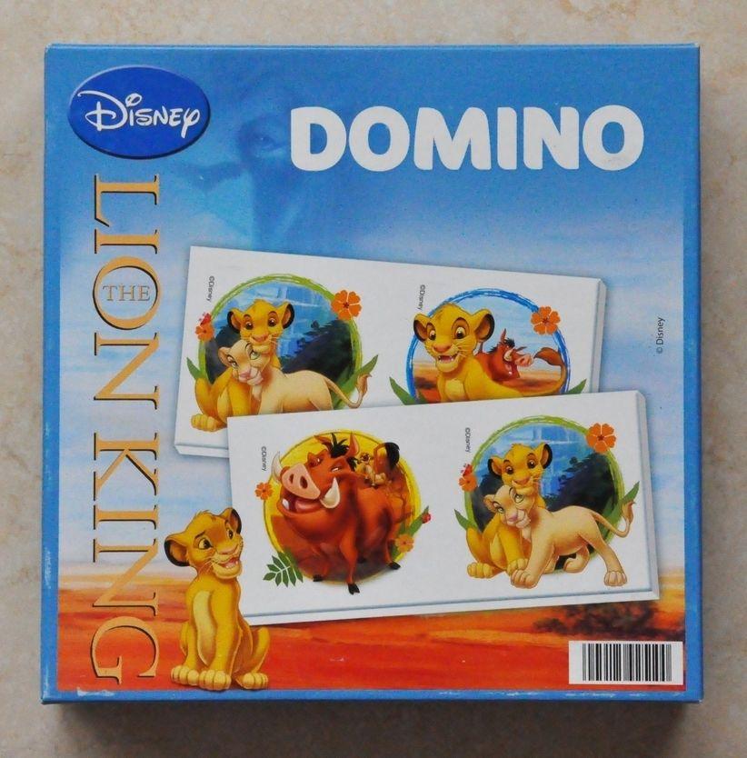 Domino Le roi lion