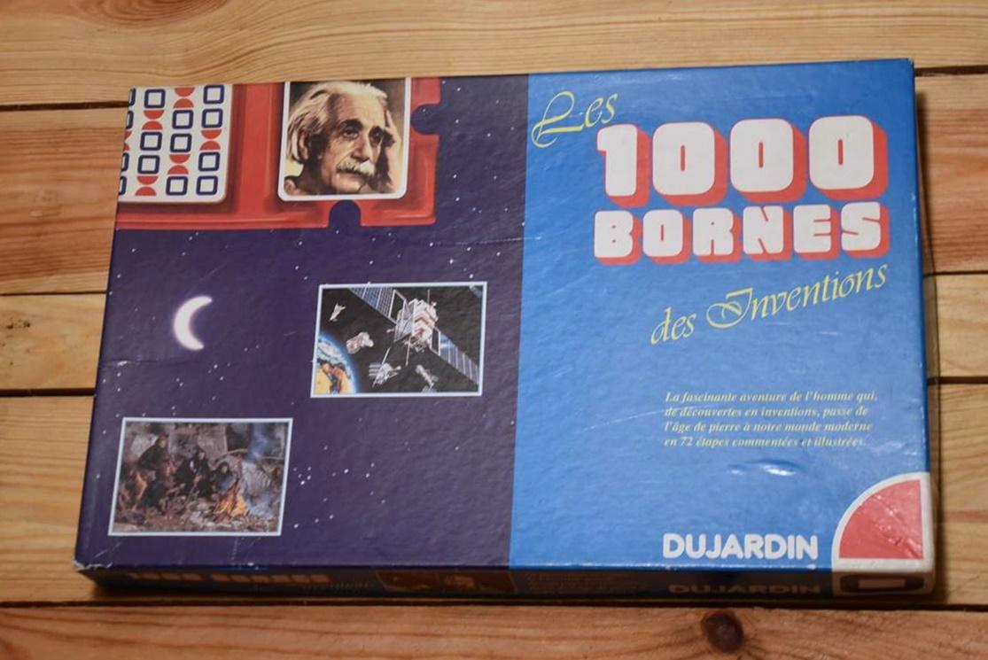 1000 bornes des inventions