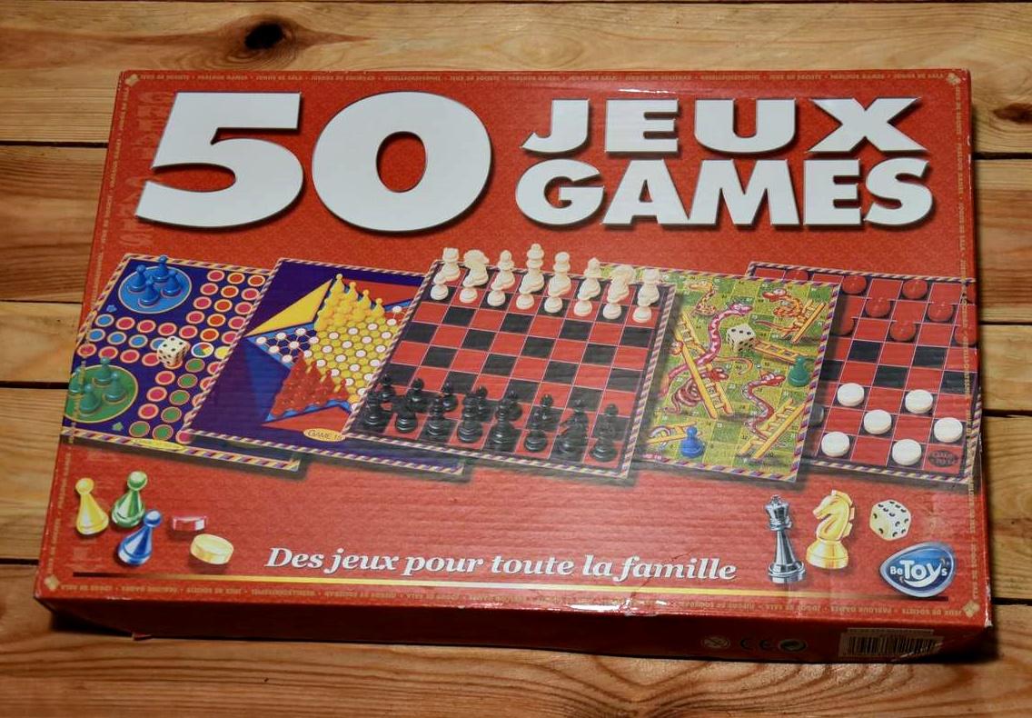 50 jeux