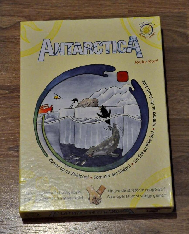 Antartica - sunny games