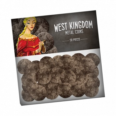 Architectes Du Royaume De L'ouest : pieces métal