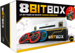 8Bit Box - Goodies