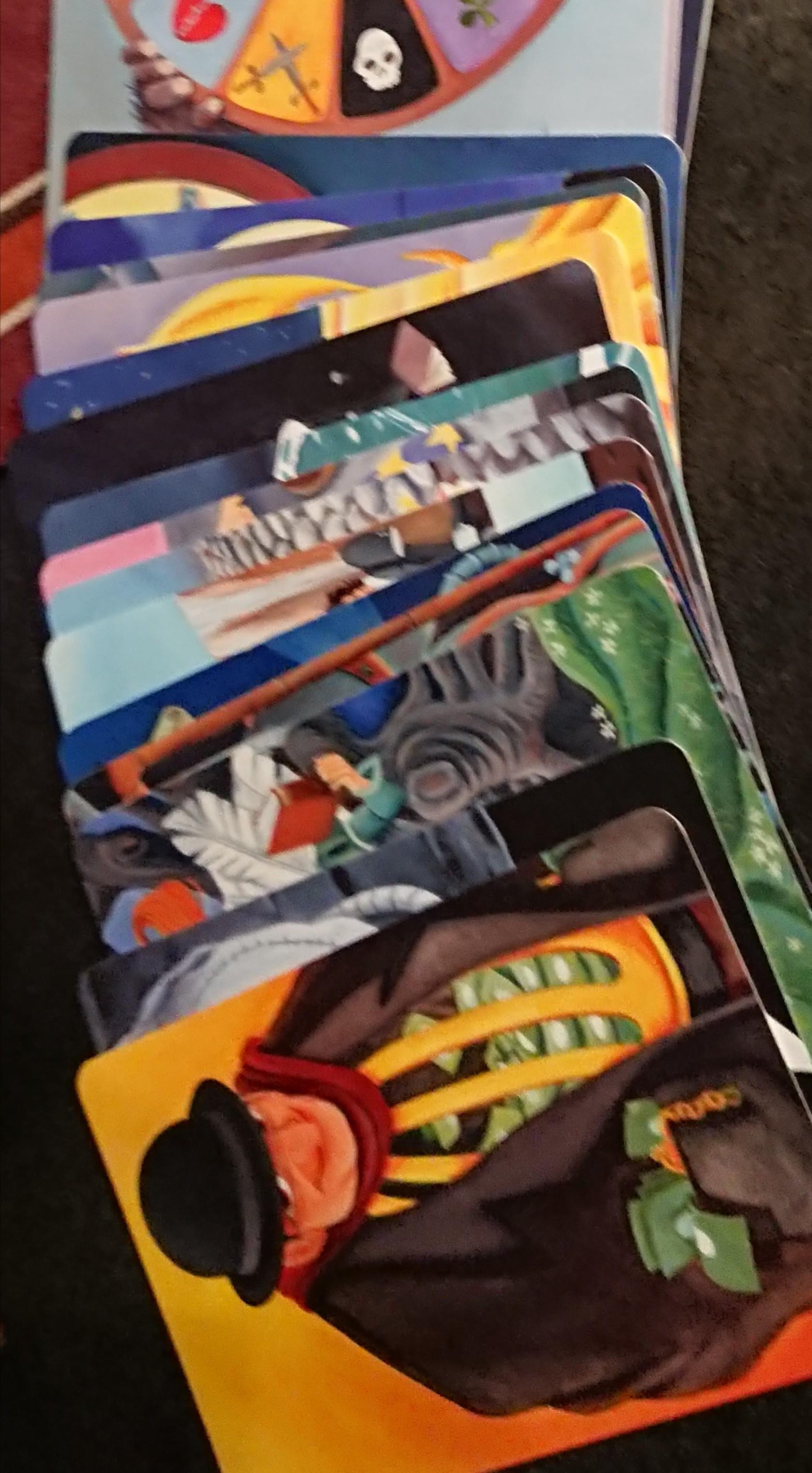 35 Cartes dixit