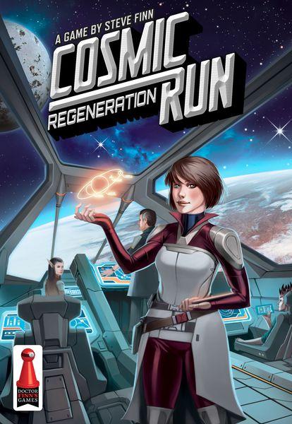 Cosmic Run : Regeneration