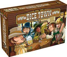 Dice town + Extension Wild West