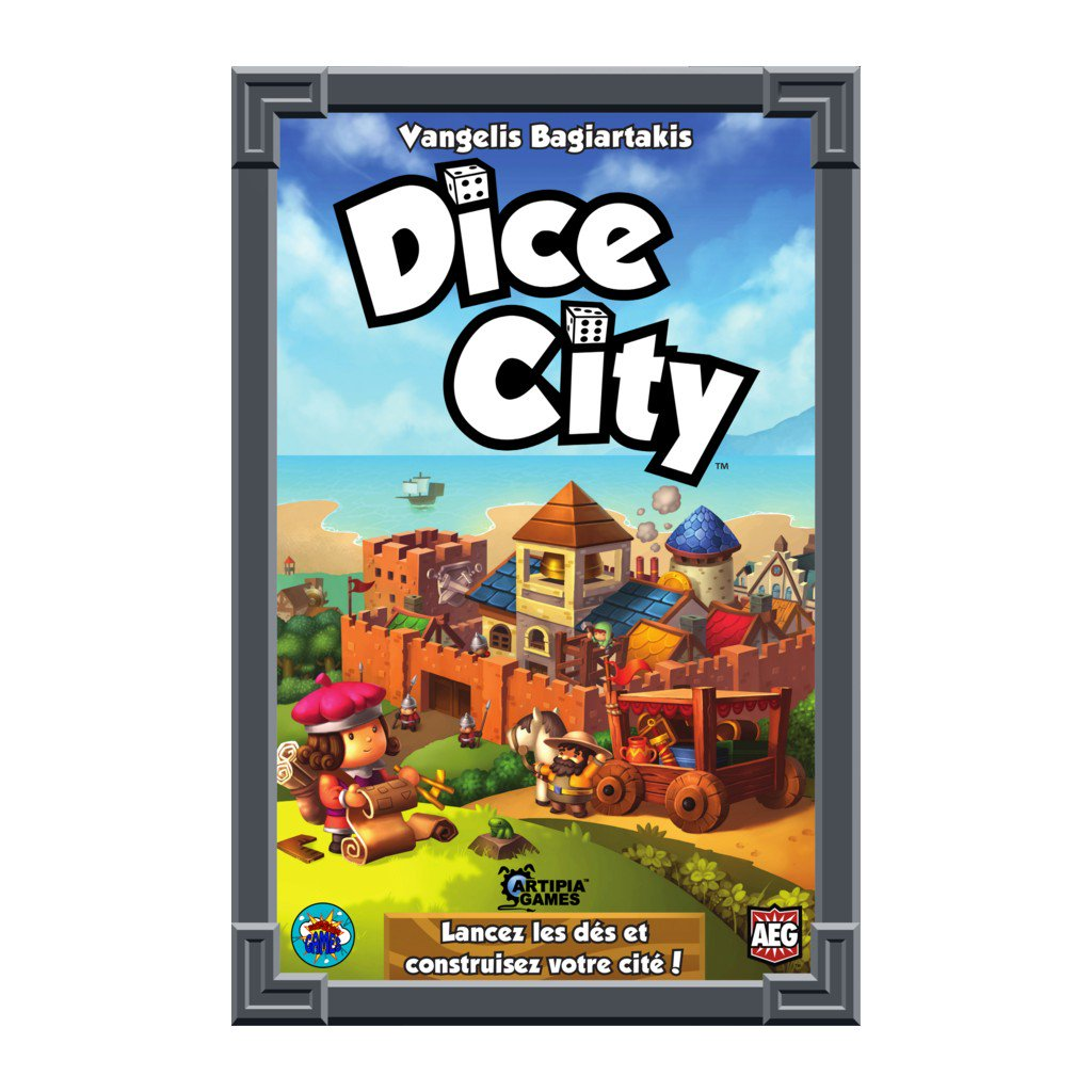 Dice City VF