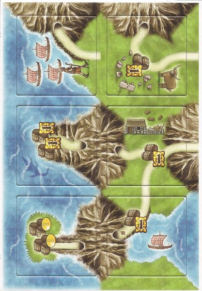 Isle of skye : Tuiles tunnels 2