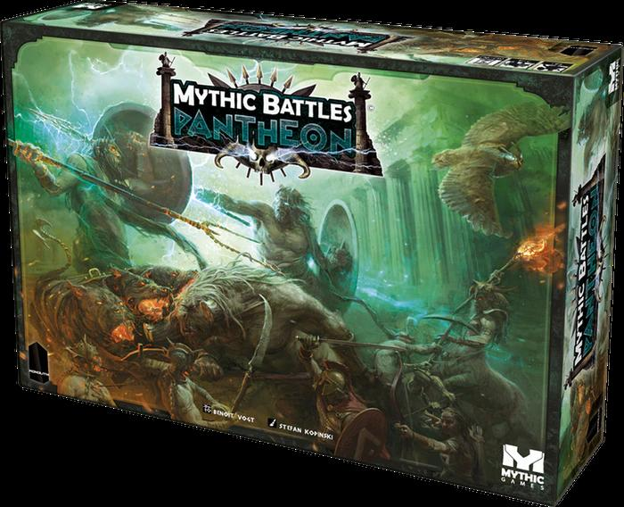 mythic battles pantheon - god pledge KS + extension(s)