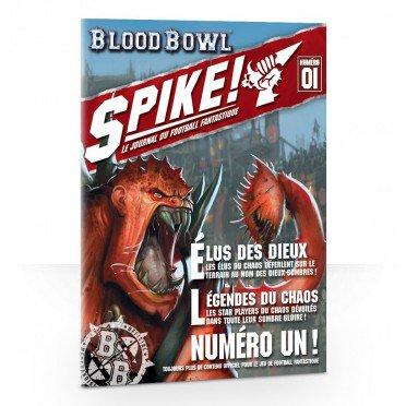 Blood Bowl : Magazine - Spike !