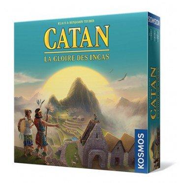 Catane / Les colons de Catane - La gloire des Incas