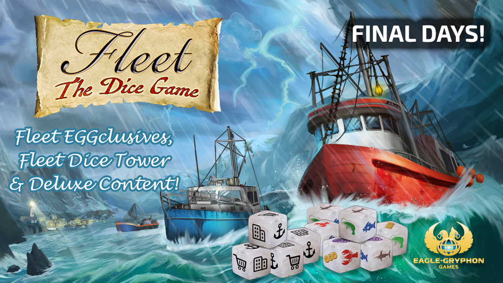 Fleet the dice game
