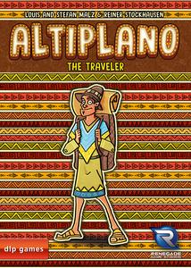 Altiplano le voyageur - ext