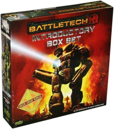 Battletech 25th anniversary introductory box set