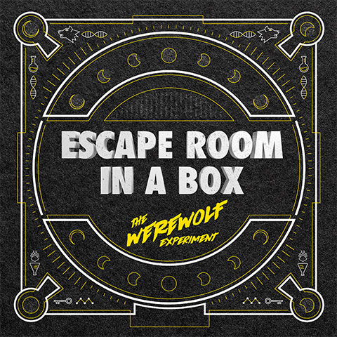 Escape Room In A Box : The Werewolf Experiment