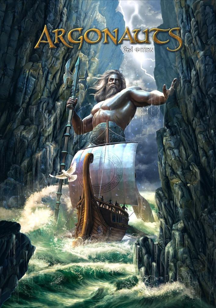 Argonauts seconde édition