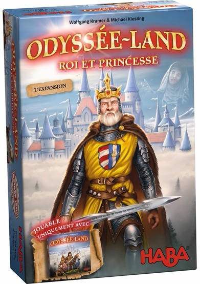 Abenteurland - extension Roi et Princesse