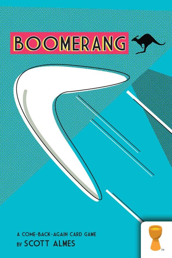 Boomerang a come-back-again card game
