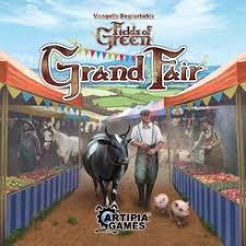 Fields of green Grand Fair - extension