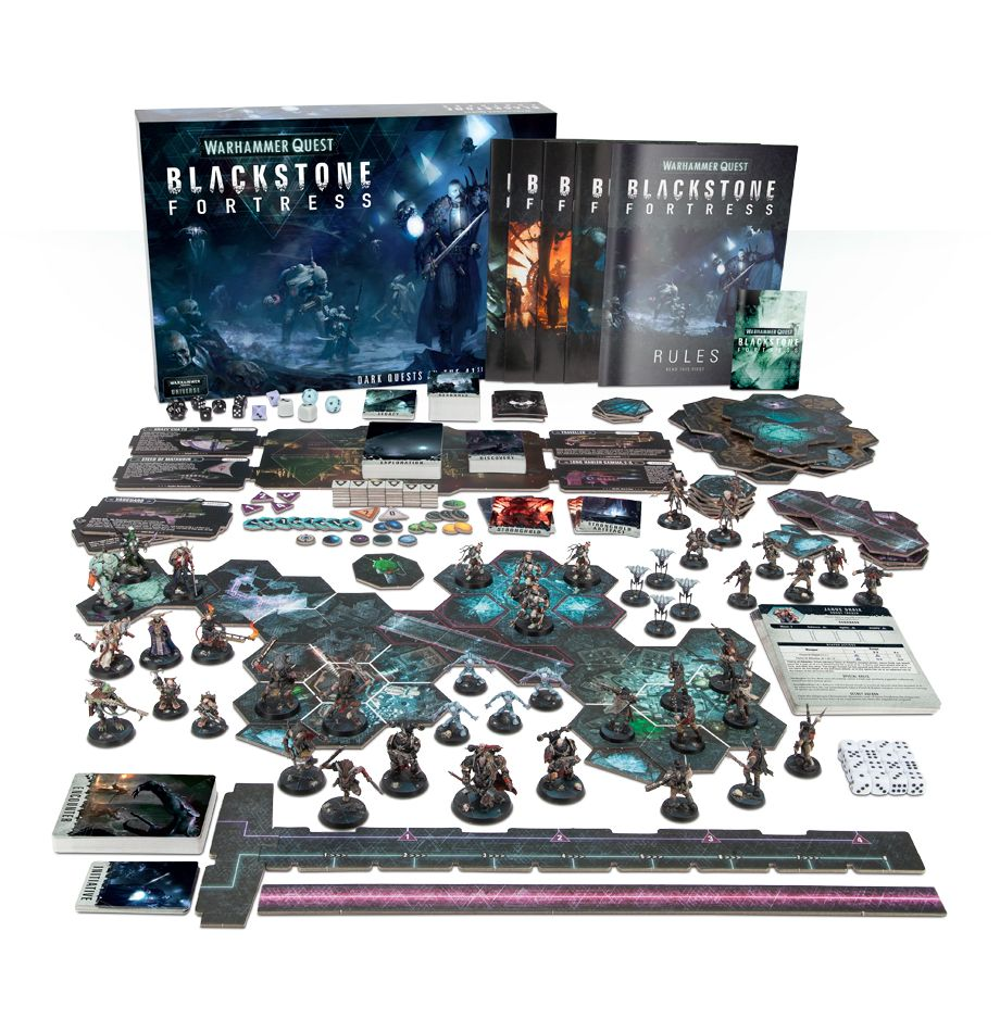 Warhammer Quest: Blackstone Fortress (FR)