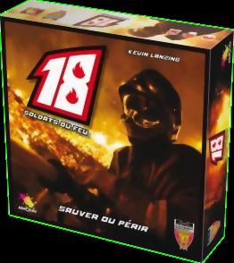 18 - Soldats du feu