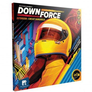 Downforce - Extension Circuits dangereux