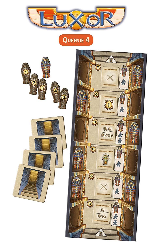 Luxor - Queenie 4 : La Salle au Trésor